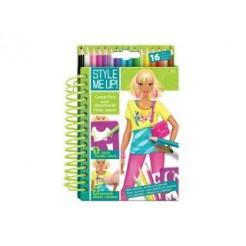 Style Me Up Sketchtogo Chic Designerschetsboek