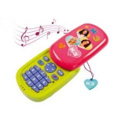 K3 Mobiele Telefoon Glitter