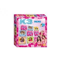 K3 Spel Memo