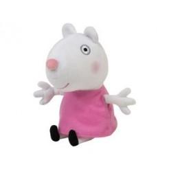 TY Beanie Babies Peppa Pig Luzie Knuffel 15cm