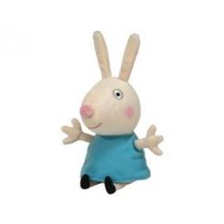 TY Beanie Babies Peppa Pig Luisa Knuffel 15cm