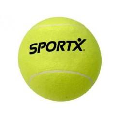SportX Tennisbal 5'' Geel Onopgeblazen