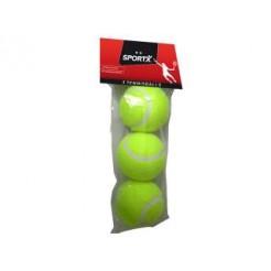 SportX Tennisballen *** 3 stuks