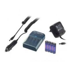 Vivanco 15359 Batterijoplader voor 4 Batterijen