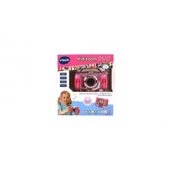 Vtech Junior 8in1 Kidizoom Duo + MP3 Roze