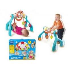 Vtech 80-156623 Ontdek En Speel Baby Gym/Speeltafel/Walker
