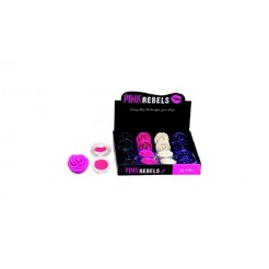 X-Cist Pink Rebels Lipgloss Assorti