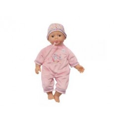 Baby Born My Little Supersoft Babypop Licht Roze 32cm